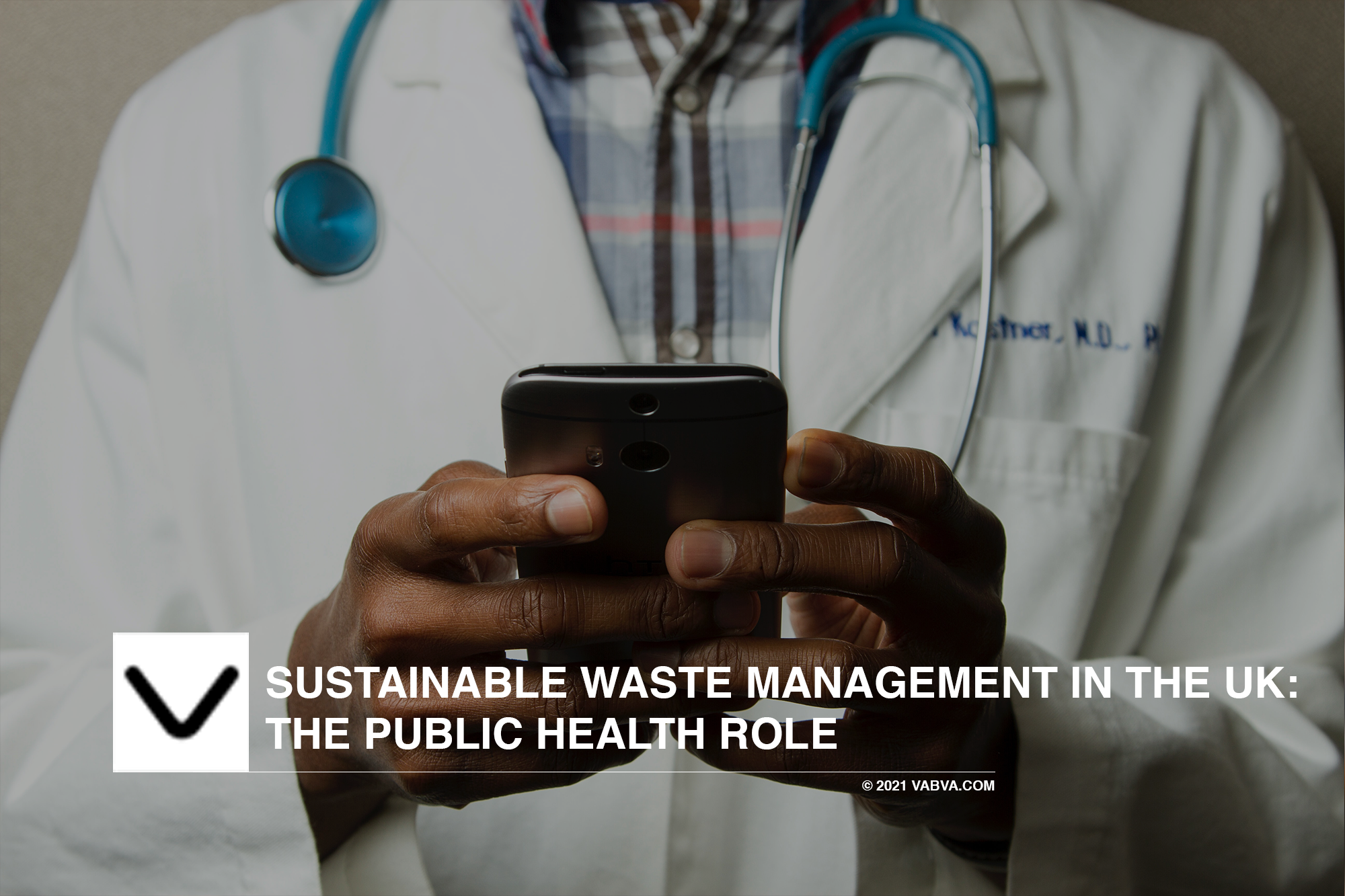 Sustainable waste management in the UK: The public health role