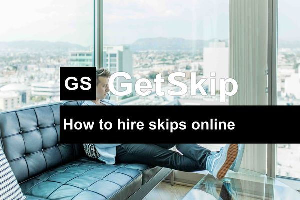 How to hire skips online
