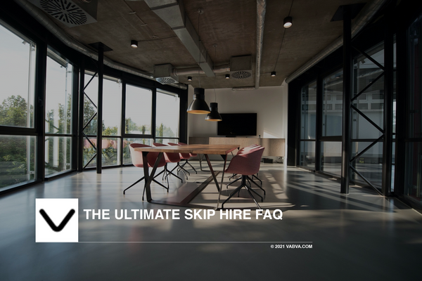 The ultimate skip hire FAQ