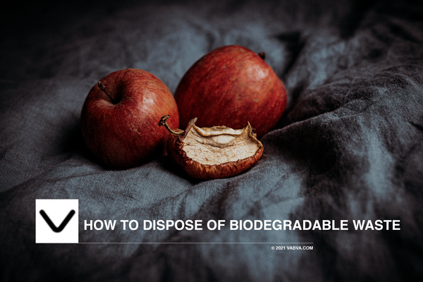 How to Dispose of Biodegradable Waste