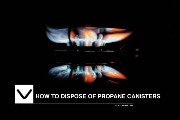 How to Dispose of Propane Canisters
