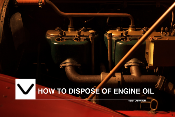 How to Dispose of Engine Oil