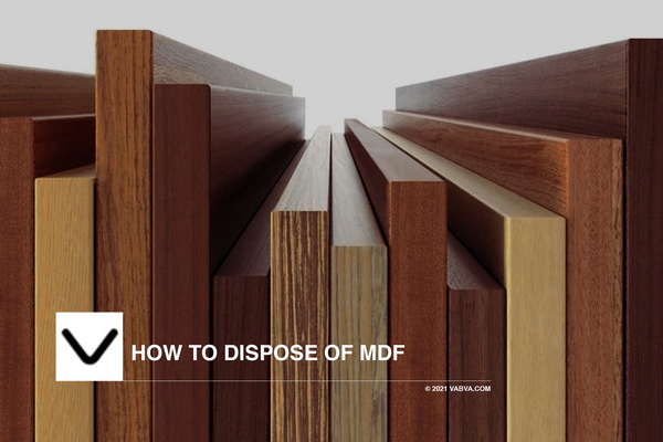 How to Dispose of MDF