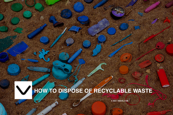 How to Dispose of Recyclable Waste