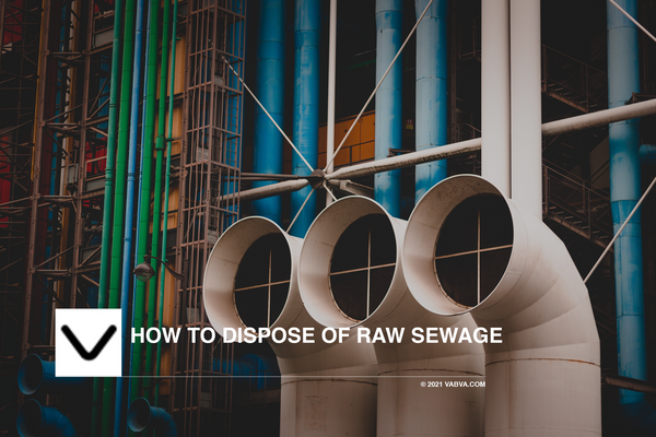 How to Dispose of Raw Sewage