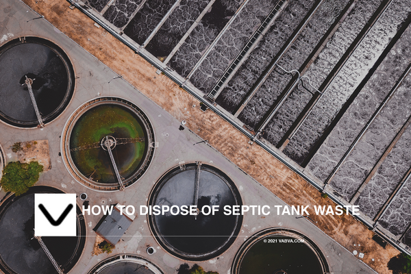 How to Dispose of Septic Tank Waste